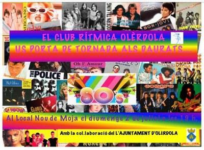 Diumenge el Club Rítmica Olèrdola fa el seu festival de cloenda de temporada al Local Nou de Moja