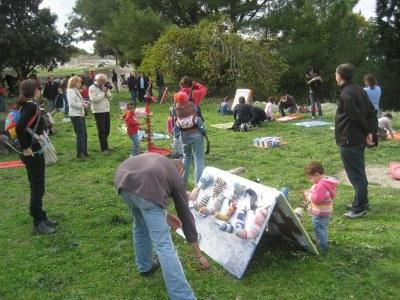 Diumenge el Conjunt Monumental d'Olèrdola serà de nou l'escenari de la Festa Major del parc