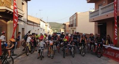 El Club Ciclista de Sant Pere Molanta organitza la Marxa(foto:arxiu)