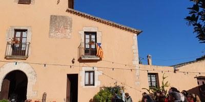 Diumenge es tancava a Sant Pere Molanta les Rutes pel Patrimoni organitzades aquest 2019 per l'Ajuntament d'Olèrdola