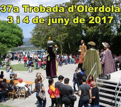Diversitat d'actes per a viure el 3 i 4 de juny la 37a Trobada d'Olèrdola