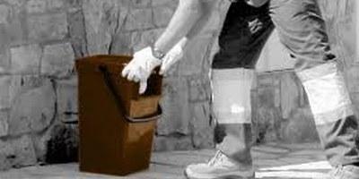 Durant aquest agost i fins mitjans de setembre, les  bosses compostables que es regalen als veïns d'Olèrdola es poden recollir a l'Ajuntament