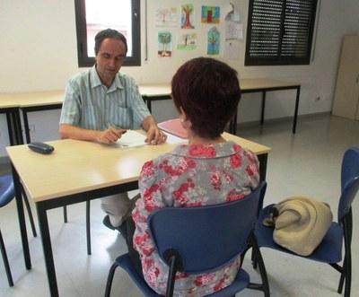 L'Oficina del Síndic es va desplaçar a Olèrdola el passat 9 d'octubre