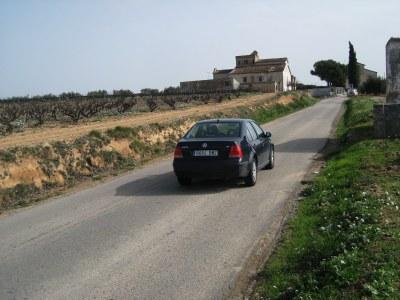 Durant la setmana que ve l'Ajuntament realitzarà les obres de millora del camí de Can Ferran