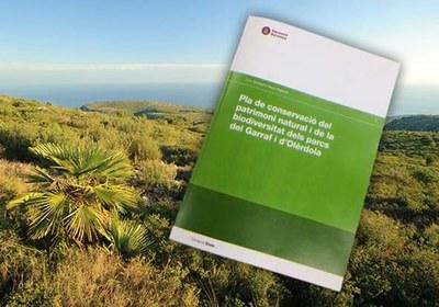 Editat el Pla de conservació dels parcs del Garraf i Olèrdola