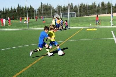 El 9è Campus del Base Olèrdola oferirà tres setmanes de futbol i lleure
