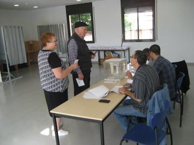 El 9N es podrà votar a Olèrdola al Centre Cívic La Xarxa de Moja
