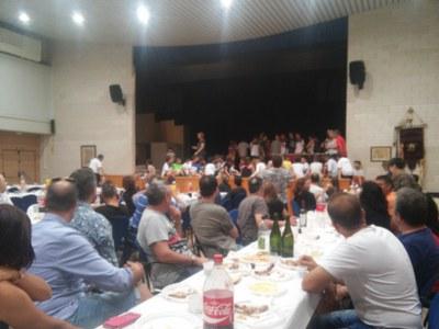 El Base La Plana Rodona feia dissabte el dinar de comiat de temporada