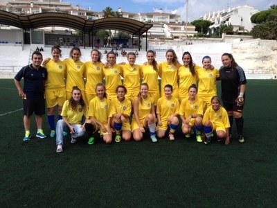 El Base Olèrdola femení ha pujat a 1a Catalana