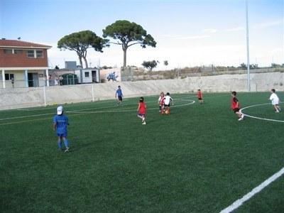 El Base Olèrdola organitza per Setmana Santa un Campus de futbol