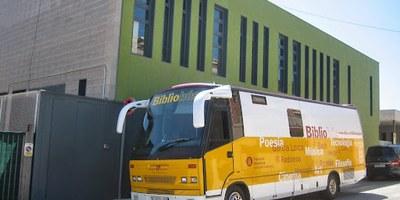 El Bibliobús El Castellot torna a Olèrdola aquest setembre