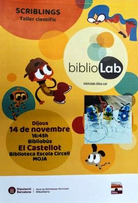 El Bibliobús organitza un taller científic dijous de la setmana que ve a Moja
