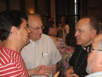 L'any 2008 el bisbe Agustí Cortés també va presidir a Moja la missa en honor a Sant Jaume