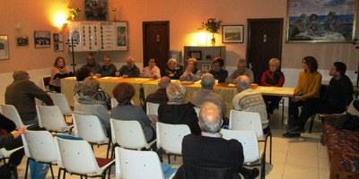 El Casal d'Avis de Moja aprova en la seva assemblea anual les festes i excursions previstes per aquest 2019