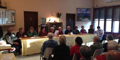 El Casal d'Avis de Moja celebra aquest dissabte la seva assemblea anual de socis