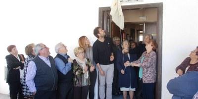 El Casal d'Avis de Moja celebra el seu 25è aniversari homenatjant els socis de més edat