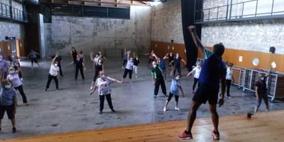 El Casal d'Avis de Moja s'ha reactivat aquest setembre amb la gimnàstica de manteniment i l'organització d'excursions