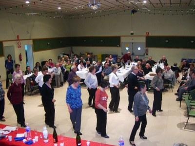 El grup de country oferirà una exhibició durant la festa