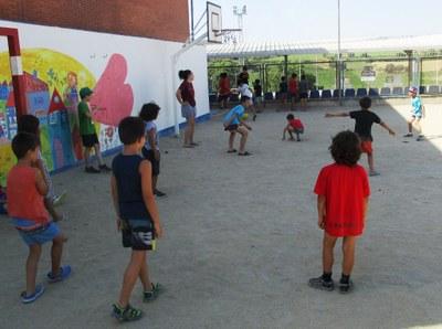 El Casal d'Estiu d'Olèrdola diverteix a 110 infants