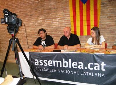 Xavi Carrasco, primer per l'esquerra