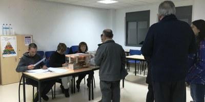 El cens electoral per a les Eleccions Municipals i Europees del 26 de maig està a exposició pública fins dilluns
