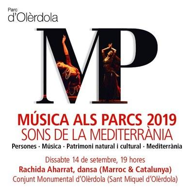 """El cicle """"Música als parcs"""" porta aquest dissabte a Olèrdola l'espectcale de dansa """"Terra"""""""
