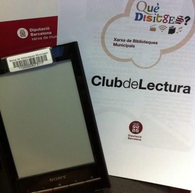 Aquest mes, els membres del Club tindran un e-book