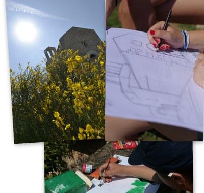 El concurs de dibuix de la Trobada incorpora una nova categoria per a majors de 14 anys