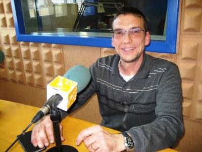 Carlos Molina, president en funcions del Consell Rector(imatge d'arxiu)