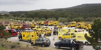 Els Agents Rurals organitzen cursos de formació sobre activitats a la natura i prevenció d'incendis