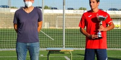 El FC Vilafranca guanya el partit del 50è aniversari del Moja i el Sarrià s'imposa en la Copa Olèrdola