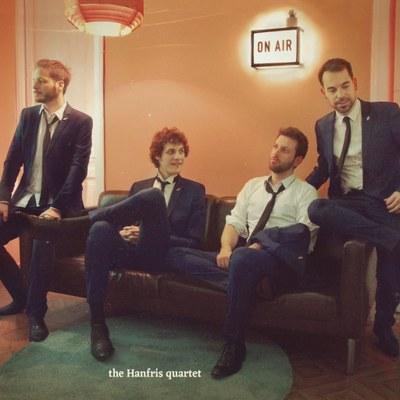 El Festival EVA porta aquest dissabte a Viladellops el quartet vocal The Hanfris Quartet