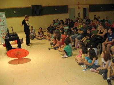 El Festival EVA porta narracions de qualitat per a tots els públics a Sant Pere Molanta