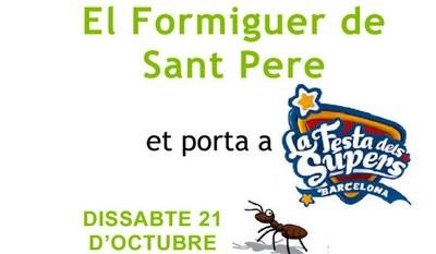 El Formiguer de Sant Pere Molanta organitza un autocar per anar a la Festa dels Súpers