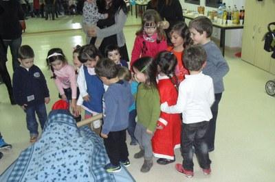 El passat dia 23, El Formiguer va organitzar activitats de Nadal