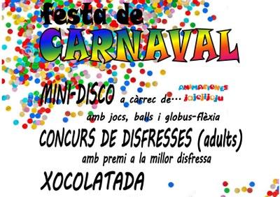 El Formiguer organitza aquest dissabte a Sant Pere Molanta una festa de Carnaval