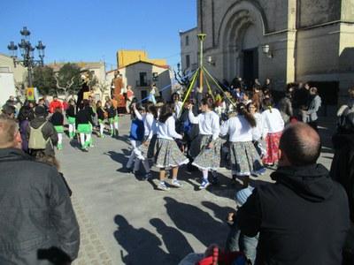 El fred no ha impedit que Moja celebri amb participació la Festa Major de Sant Macari