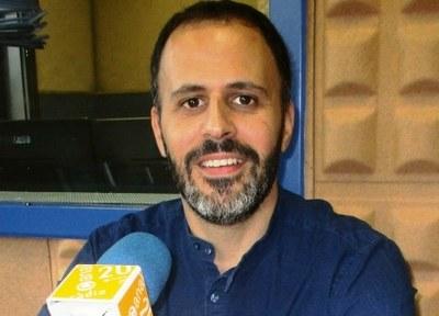 Jordi Catasús, portaveu del govern municipal