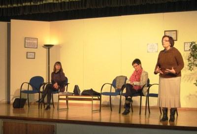 """El grup """"El Folre"""" de Sant Pere Molanta representa aquest dissabte """"Revisió anual"""" a La Ràpita"""