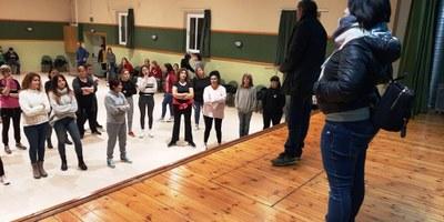 """El grup de Carnaval de Sant Pere Molanta compta aquest 2020 amb 120 participants i la seva carrossa porta per nom """"Molantatuí"""""""