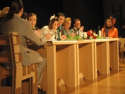 L'Arrel estrenava l'obra el passat desembre