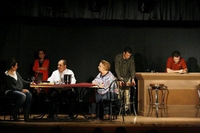 El grup de teatre l'Arrel oferirà un pregó tradicional i posarà en valor l'important paper que ha jugat en la vida de Sant Miquel