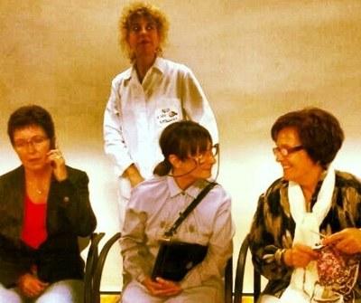 """""""Revisió anual"""" planteja la trobada de tres dones en un consultori mèdic"""