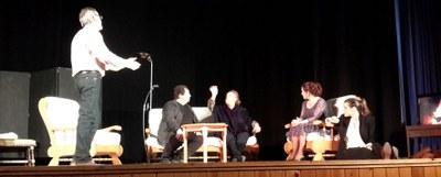 El grup l'Arrel de Sant Miquel actua diumenge en la cloenda de la 27a Roda de Teatre