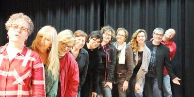 """El grup LOFTU estrena aquest diumenge a Moja l'obra """"L'ascensor"""" dins de la Roda de Teatre de l'Alt Penedès"""