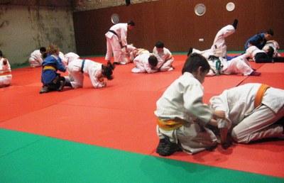 """El Judo Olèrdola convoca el """"Dia de l'amic"""" per a que tothom provi la pràctica d'aquest esport"""