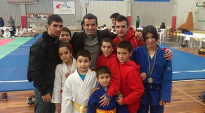 """El Judo Olèrdola ha participat en la """"V Jornada Lliga Judito"""""""