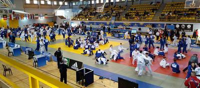 El Judo Olèrdola organitza una lliga catalana de judo per a infants de 3 a 12 anys