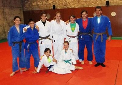 El Judo Olèrdola tanca una excel·lent temporada