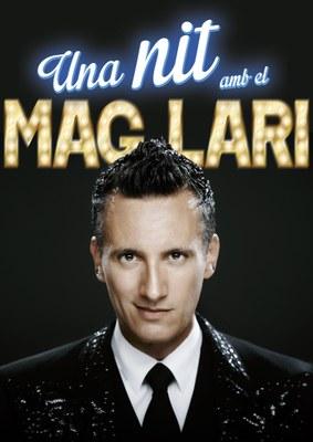El Mag Lari actuarà el dissabte 14 de juliol al Local Nou de Moja